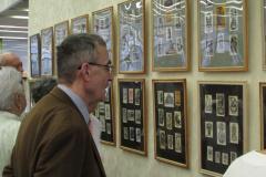 Várkonyi Károly centenáriumi kiállításának megnyitója